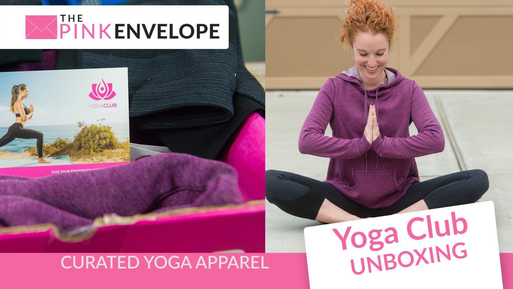 Yoga Club Review – Yoga Apparel Subscription Box