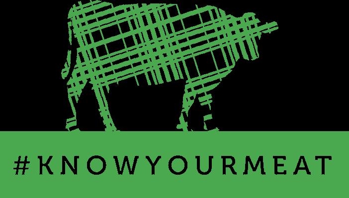 Plaid Cow Society Beef