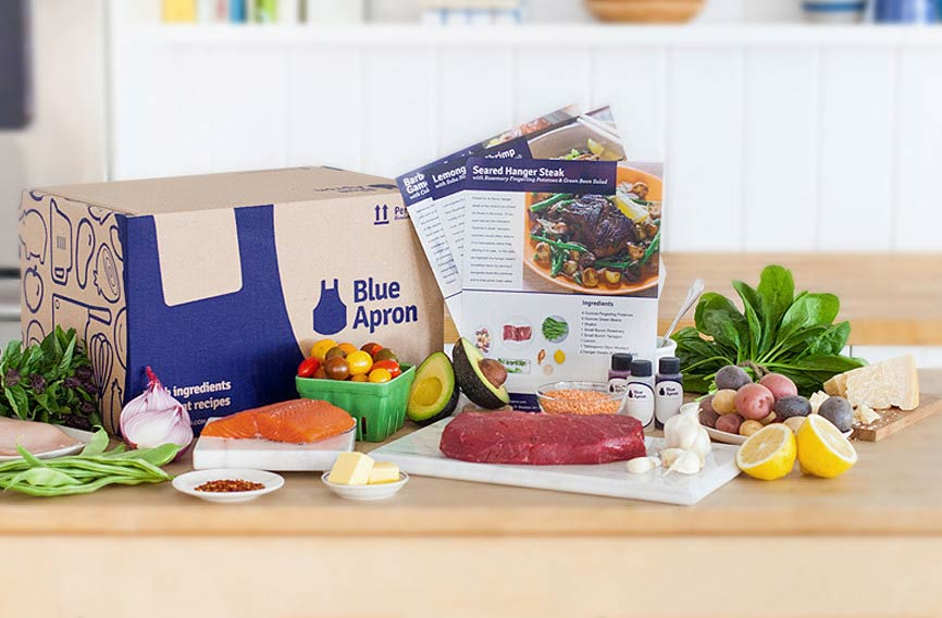 Meal Subscription Service – Blue Apron Review