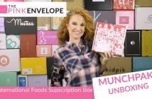Munchpak Review International Food Subscription Box