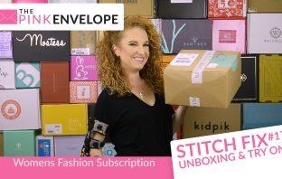 StitchFix Unboxing