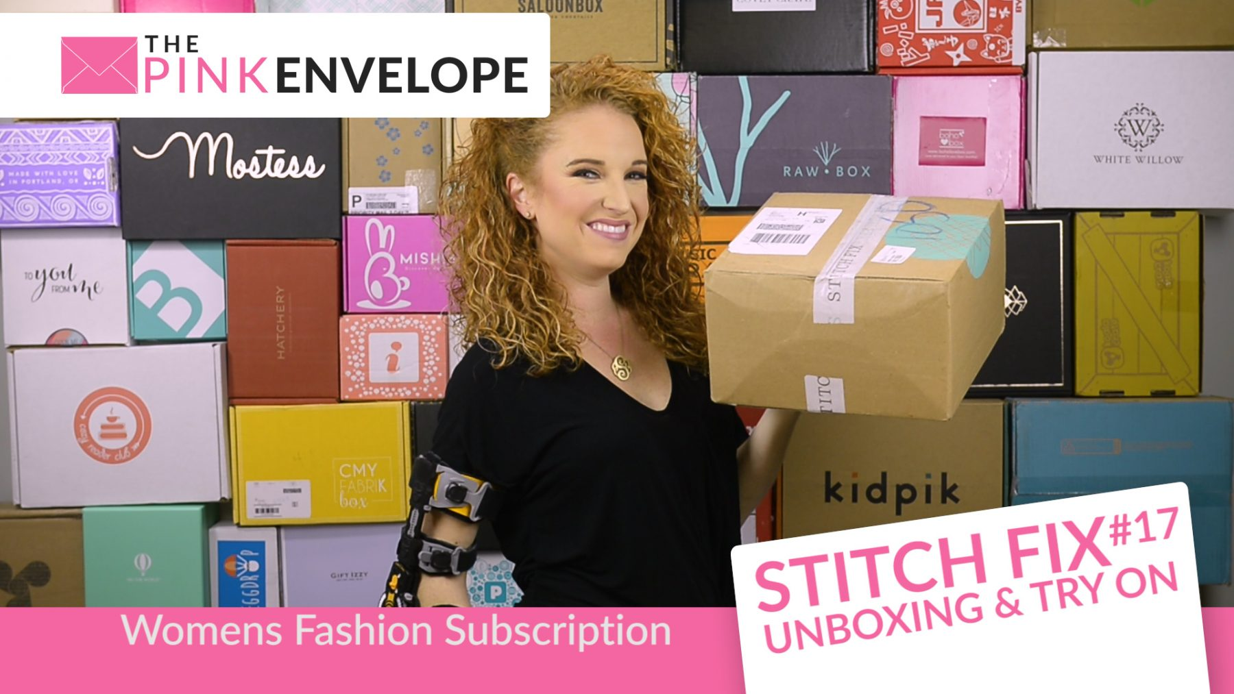Stitch Fix Unboxing #17 – Womens Fashion Subscription