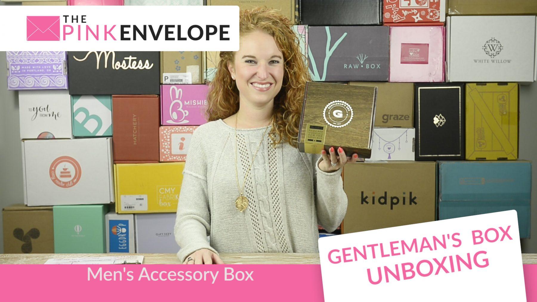 Gentleman's Box Review – Men's Accessory Box