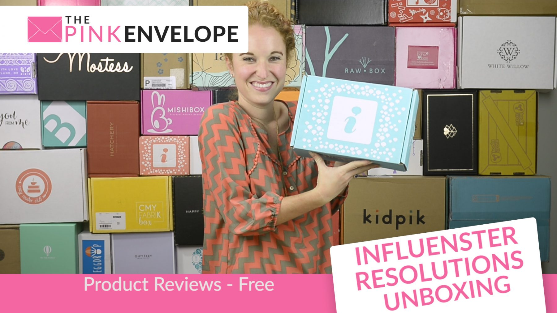 Free Product Testing – Influenster Resolutions