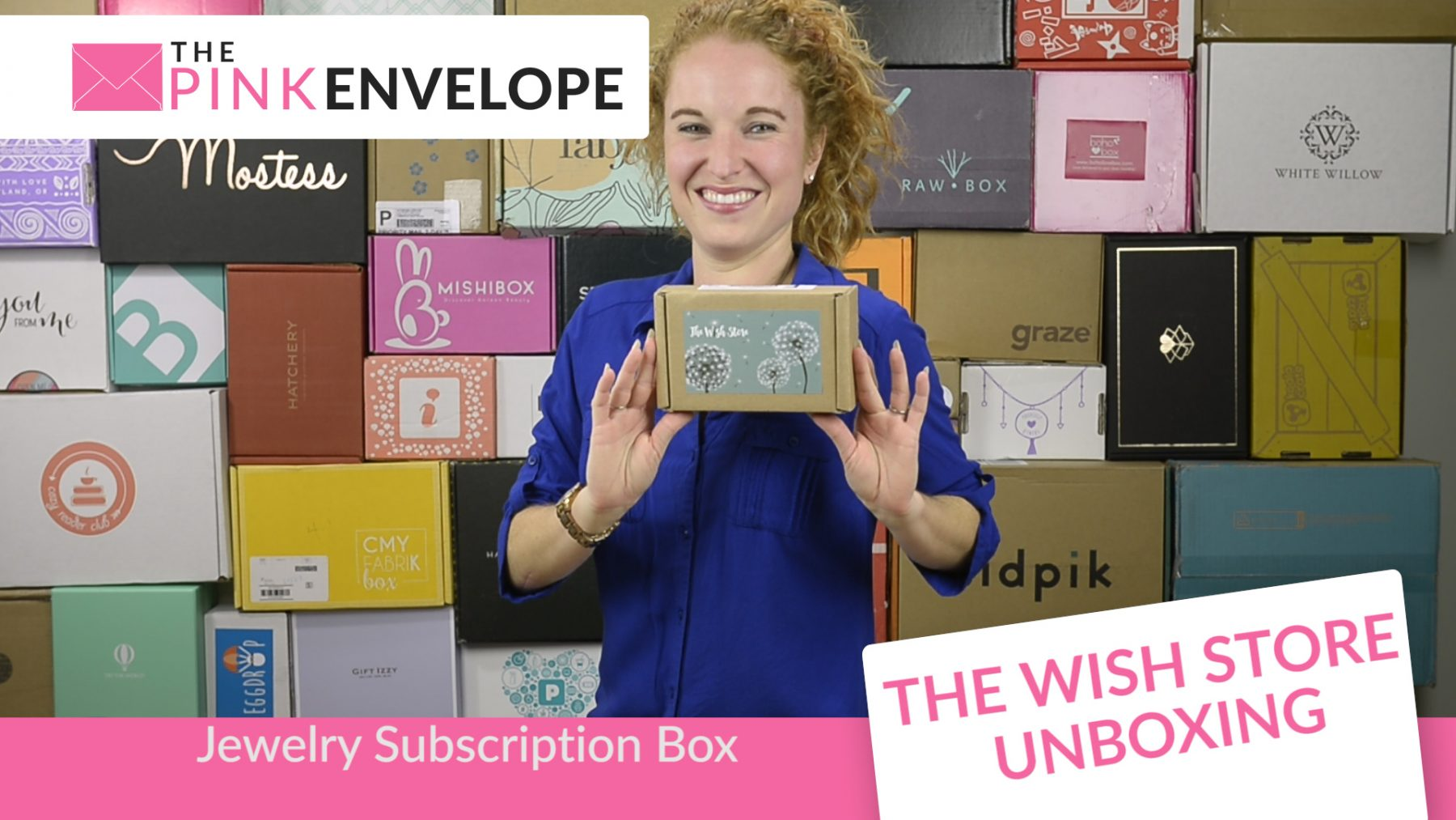 Handmade Jewelry Subscription – The Wish Store
