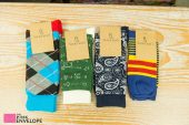 Socks and I review