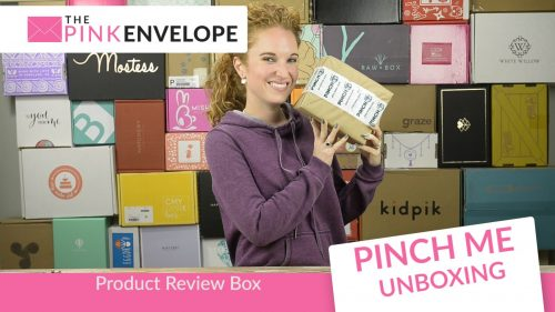 Pinch Me - Product Review Box