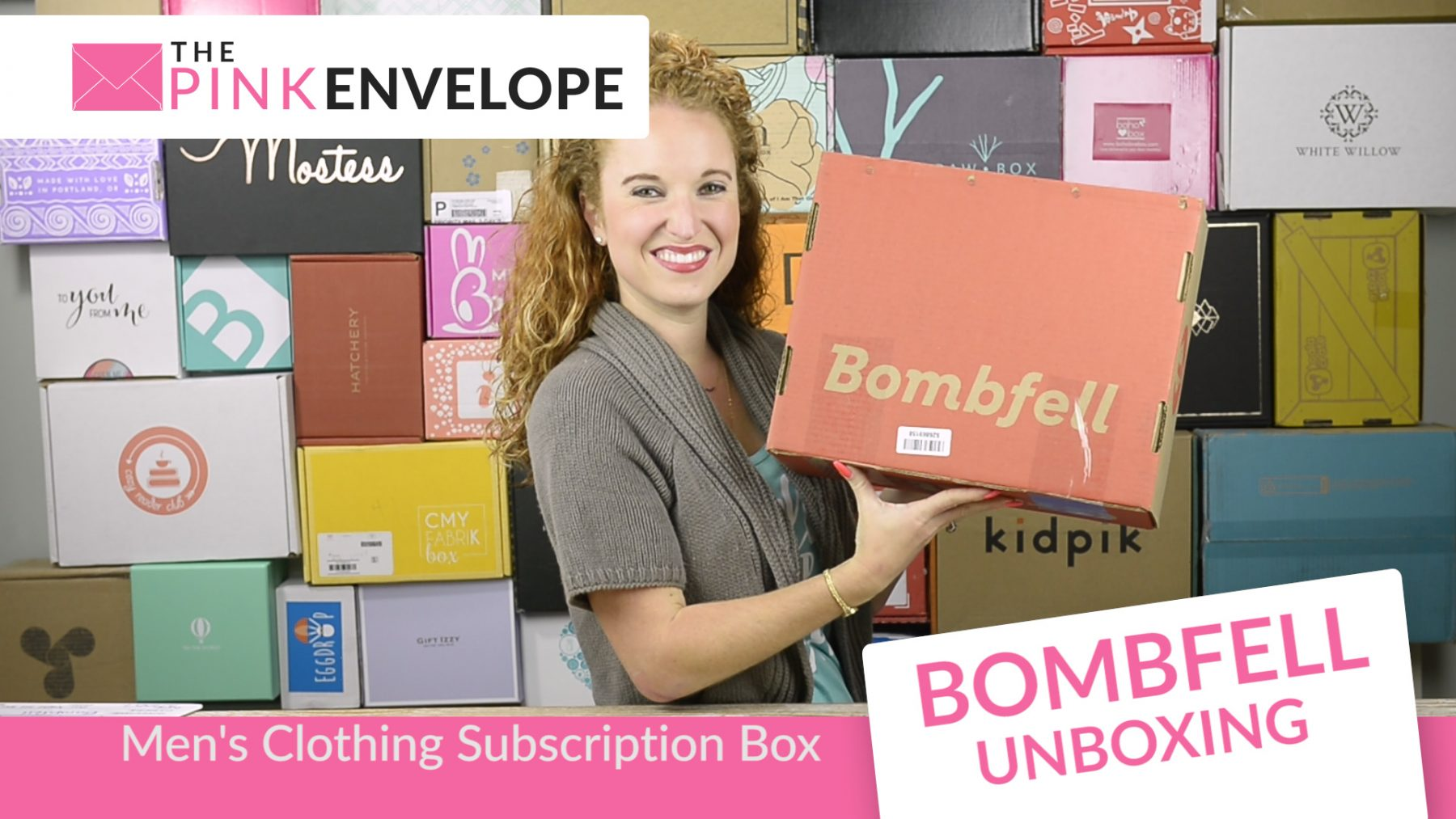 Clothing Subscription for Men – Bombfell Review