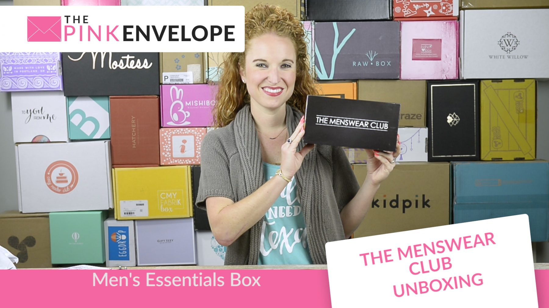 The Menswear Club Review – Men's Essential Box