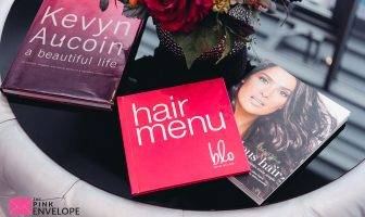 Blow dry bar in the woodlands