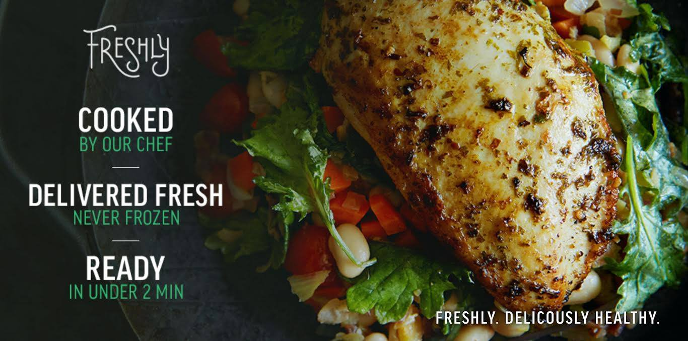Freshly Update – Healthy Microwaveable Lunches