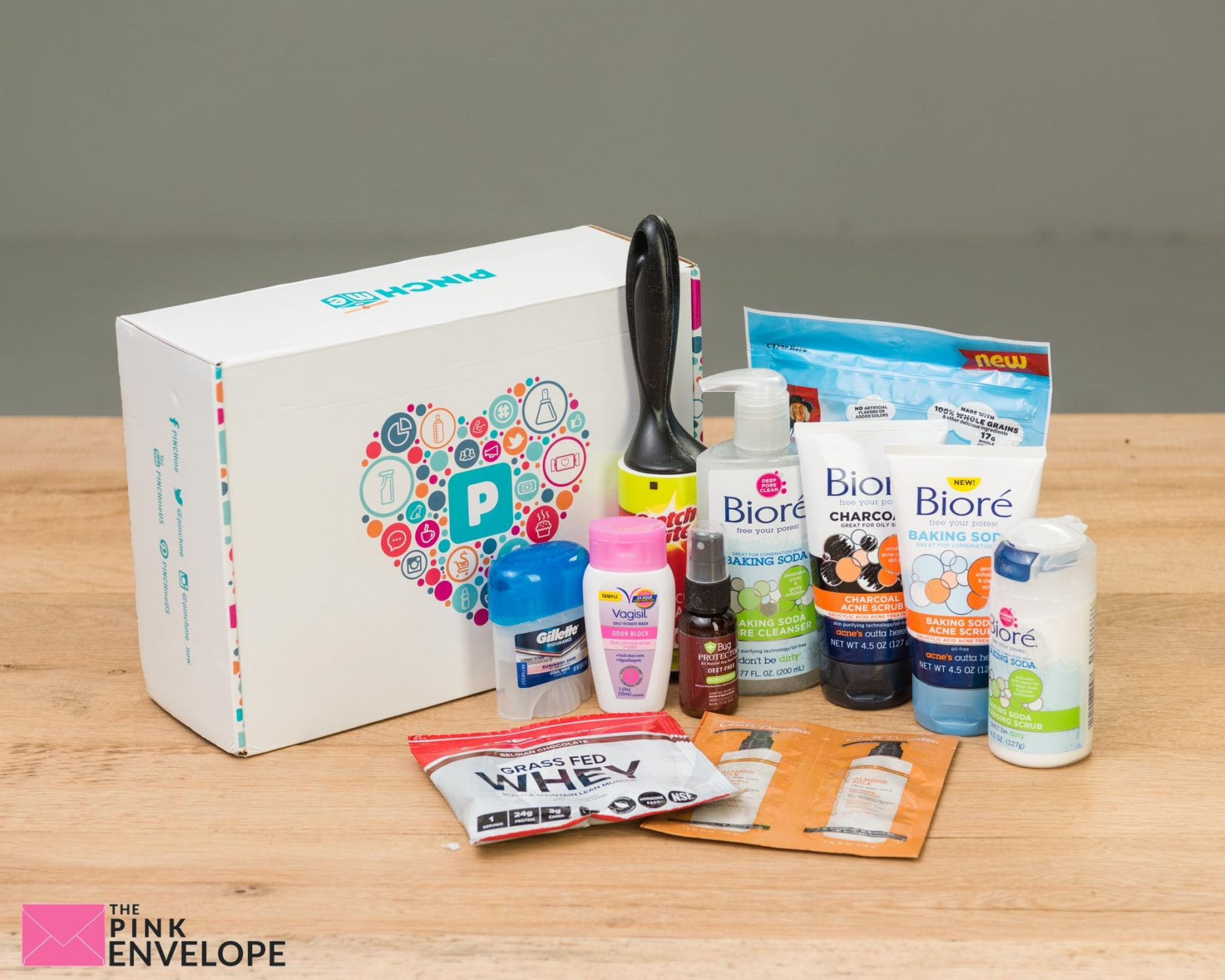 Pinch Me Second Tuesday – Free Products