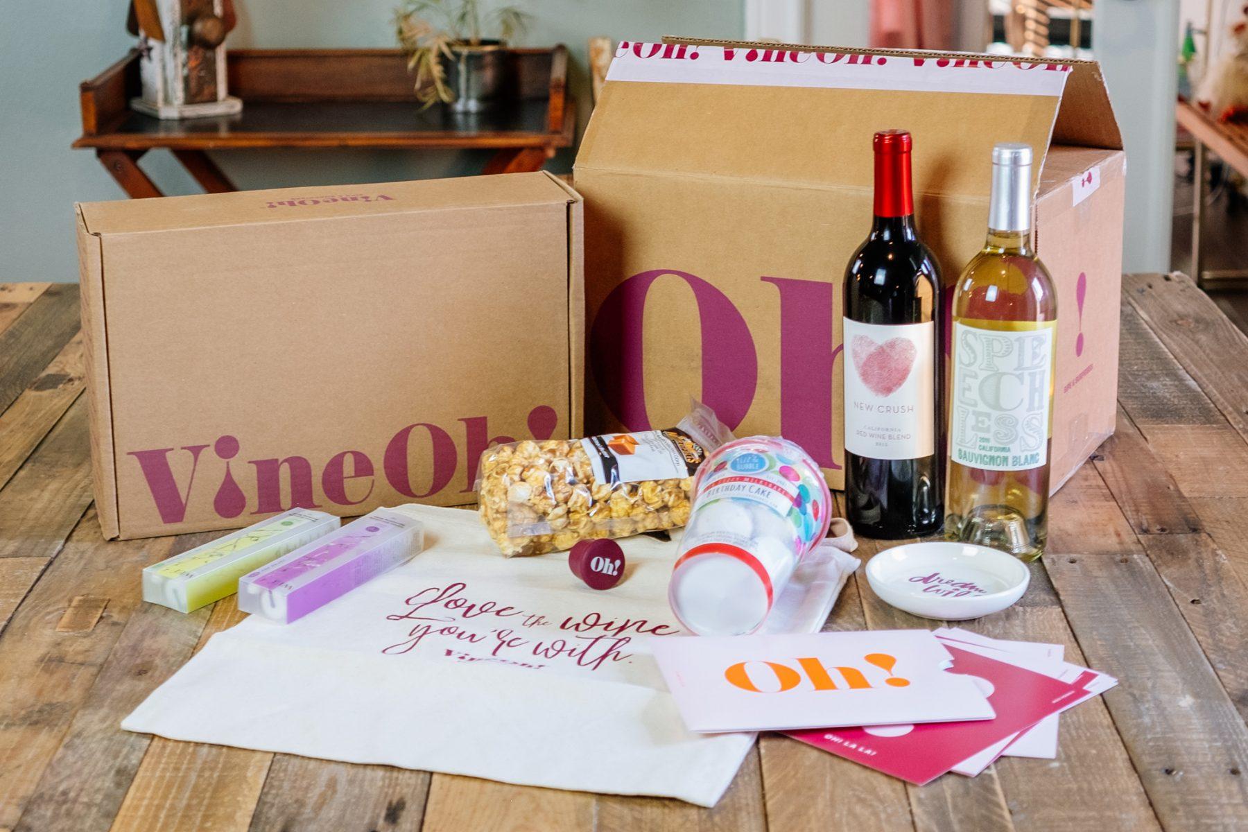 Wine Lovers Rejoice – VineOh! Wine Subscription Box