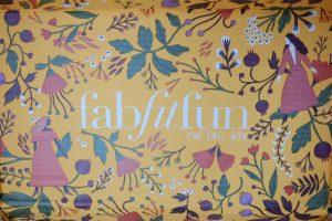 FabFitFun Fall 2017