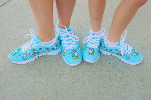 Custom Printed Kicks
