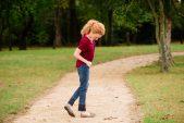Just USA Ailsa Distressed Released Hem Slim Straight Leg Jeans