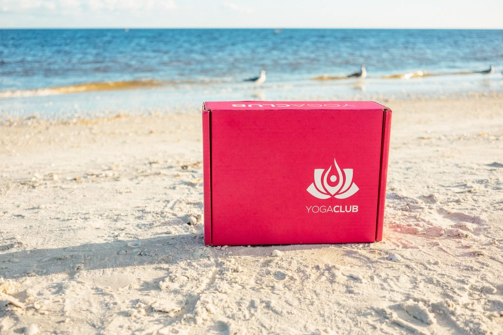 YogaClub on the Beach