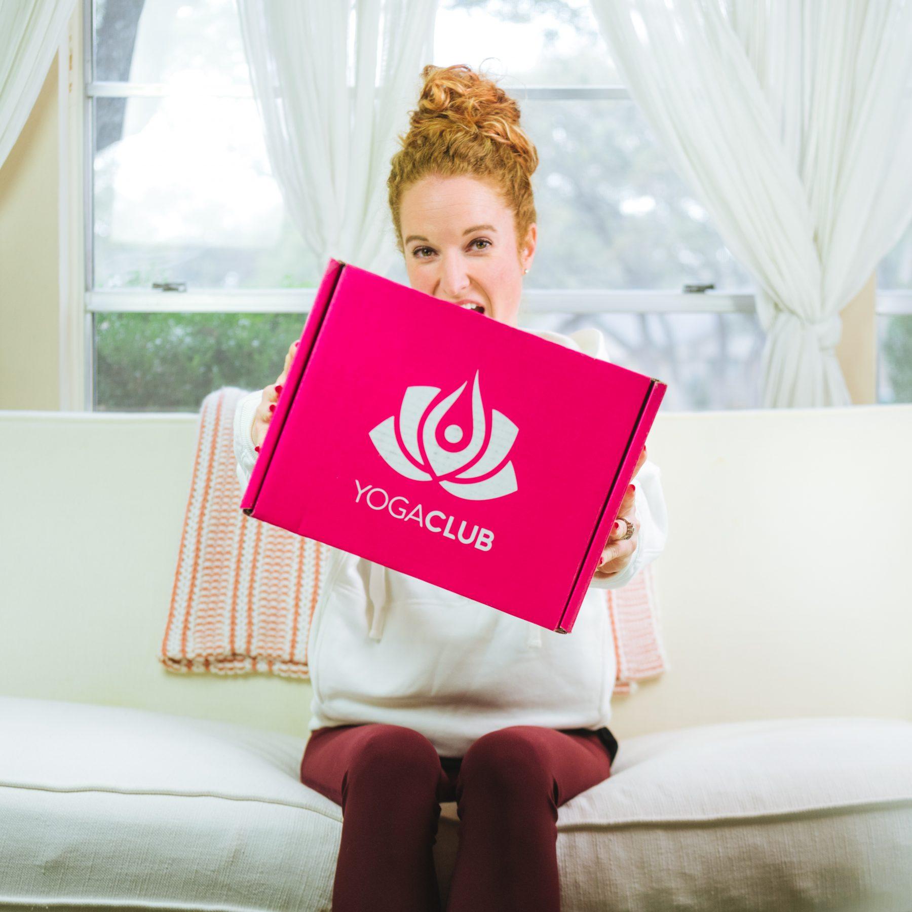 YogaClub now has Quarterly Boxes!!!!!