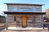 Hoffman Haus Log Cabin Review