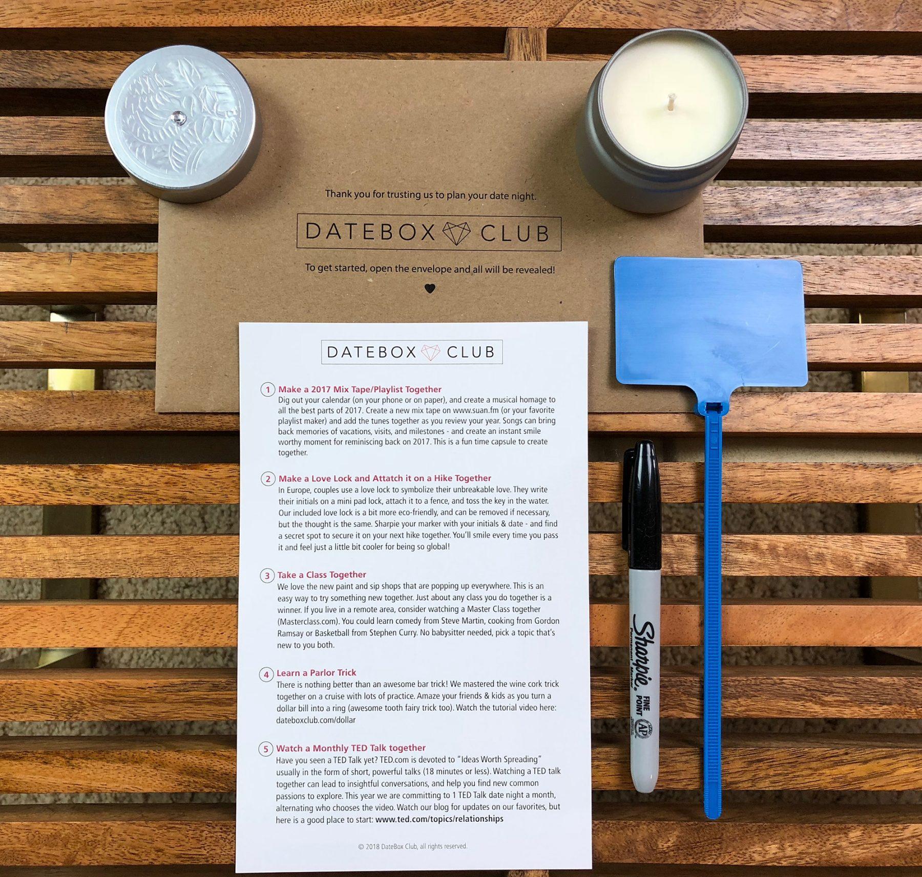 DateBox Club Review