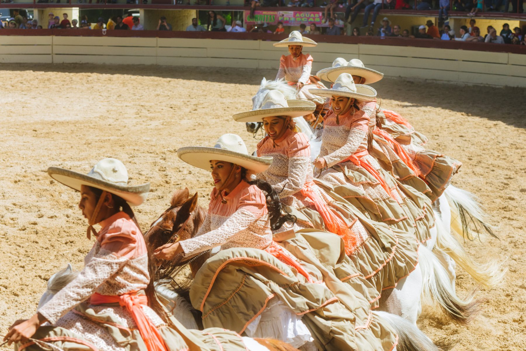 Charreada – Fiesta 2018