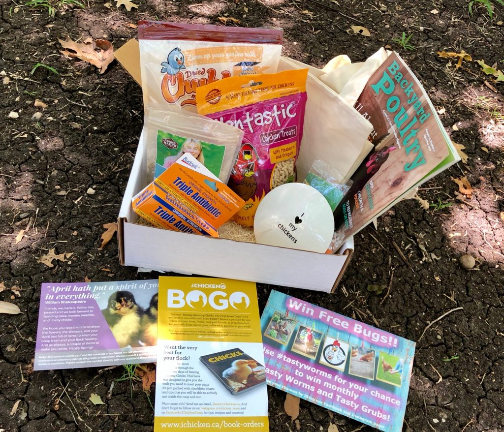Chicken Subscription Box