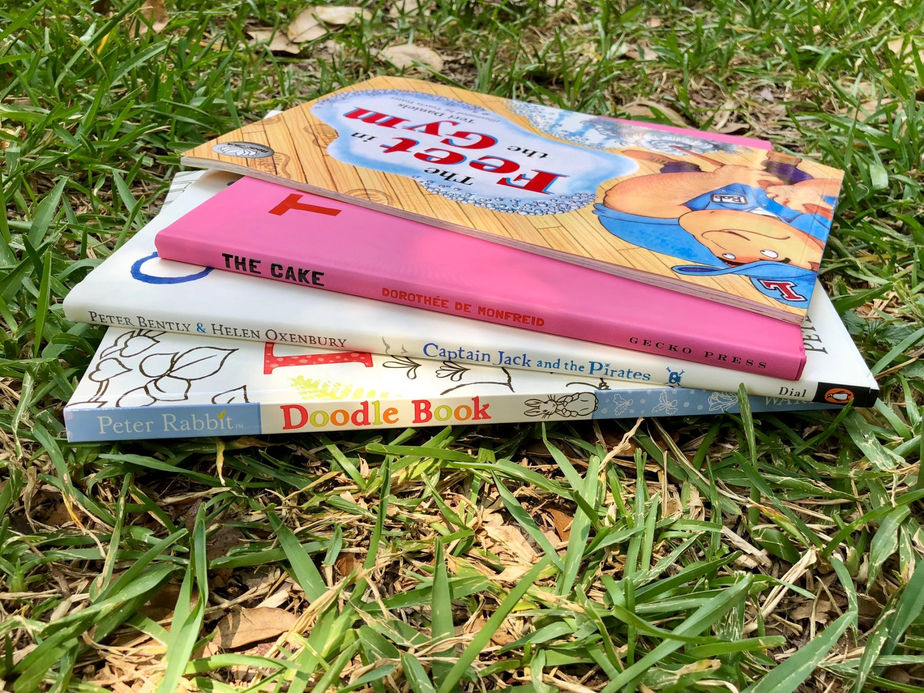My First Reading Club 2018 Review