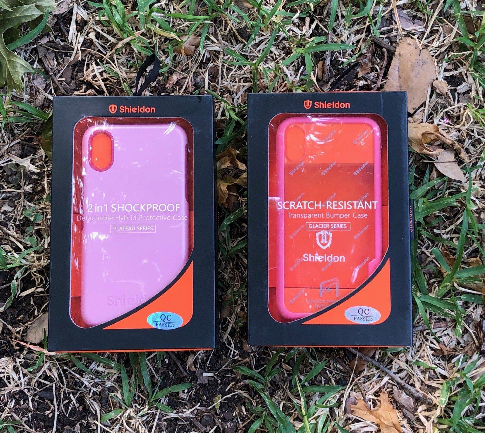 Shieldon Review – Phone Cases