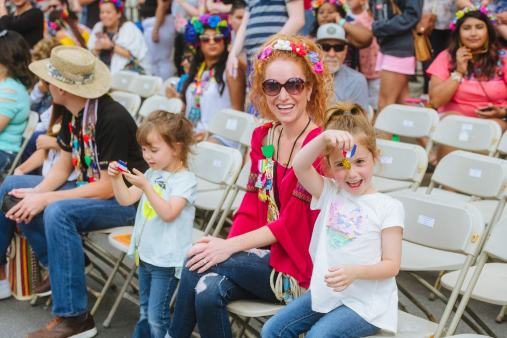 what events at fiesta are kid friendly