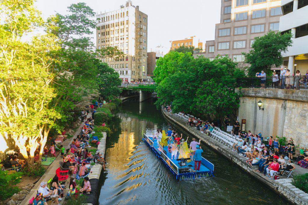 Texas Cavalier River Parade