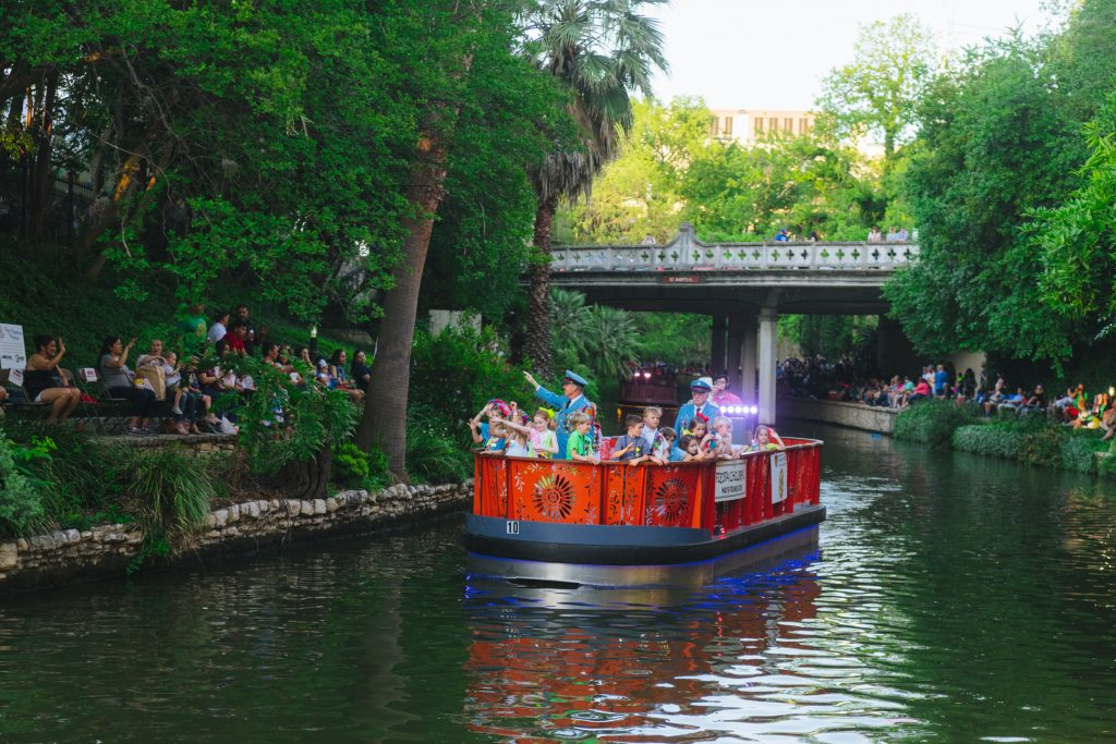 Texas Cavalier Parade