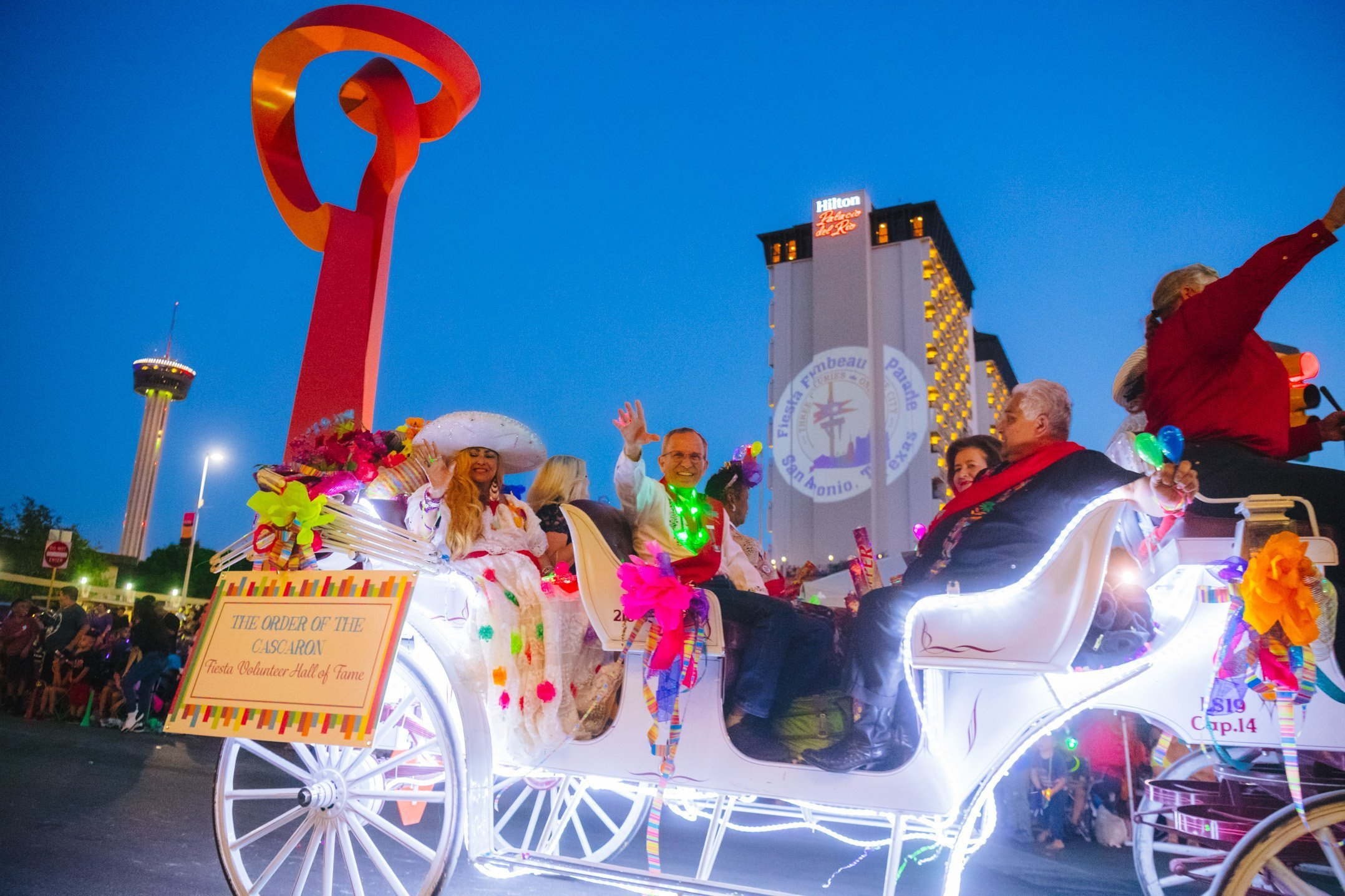 What is Fiesta Flambeau Parade – Fiesta San Antonio