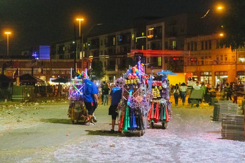 San Antonio Parade