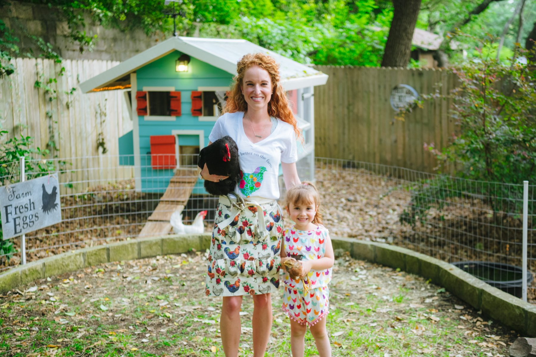 Fluffy Layers Reviews – Chicken Aprons & More