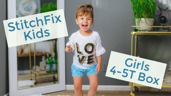 Kids Stitch Fix is Something to Celebrate!
