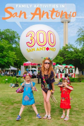 Family Activities in San Antonio