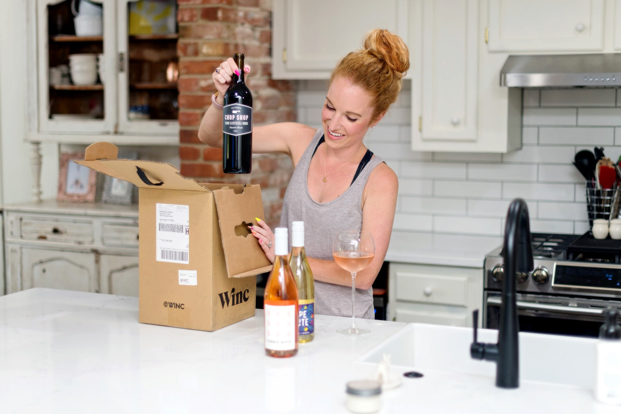 WINC Wine Review – Wine Subscription Box