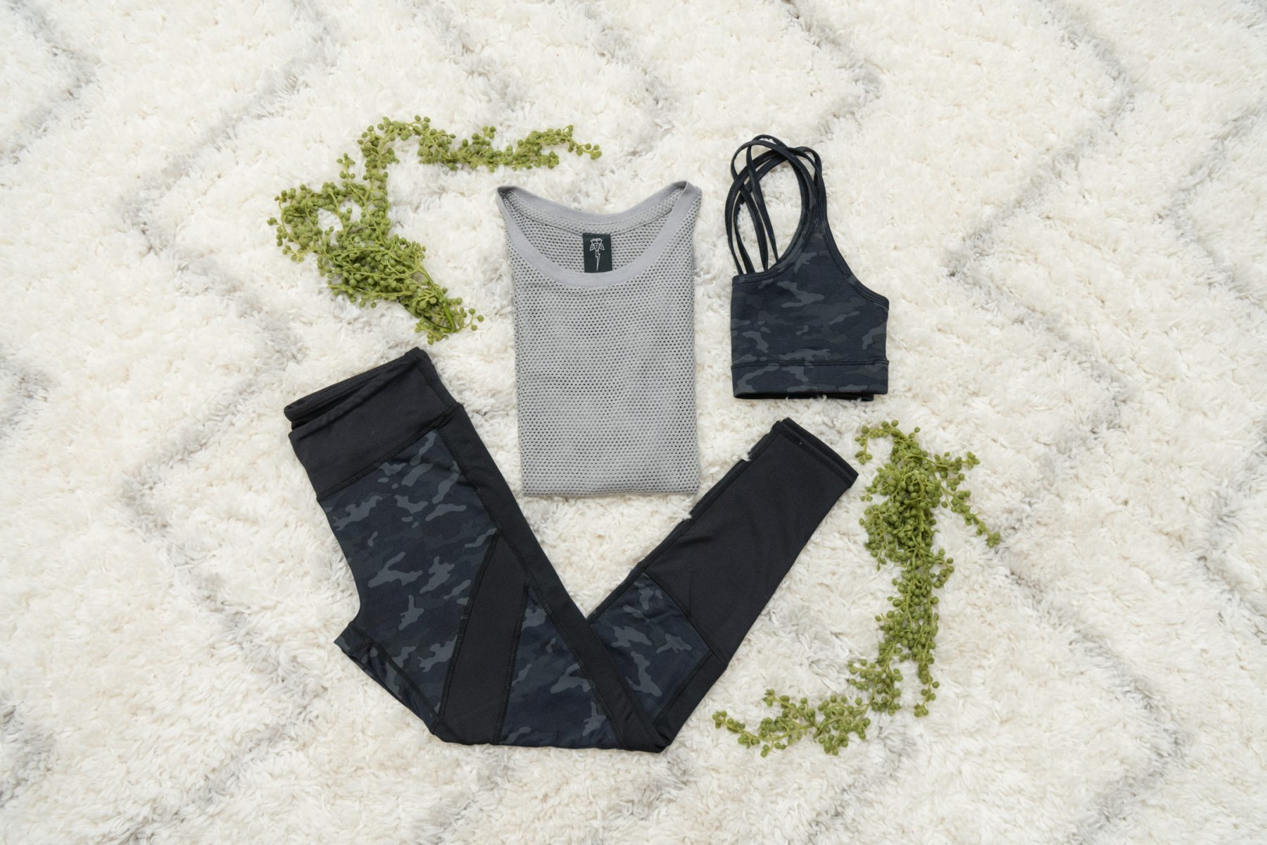 Personal Workout Clothing Stylist