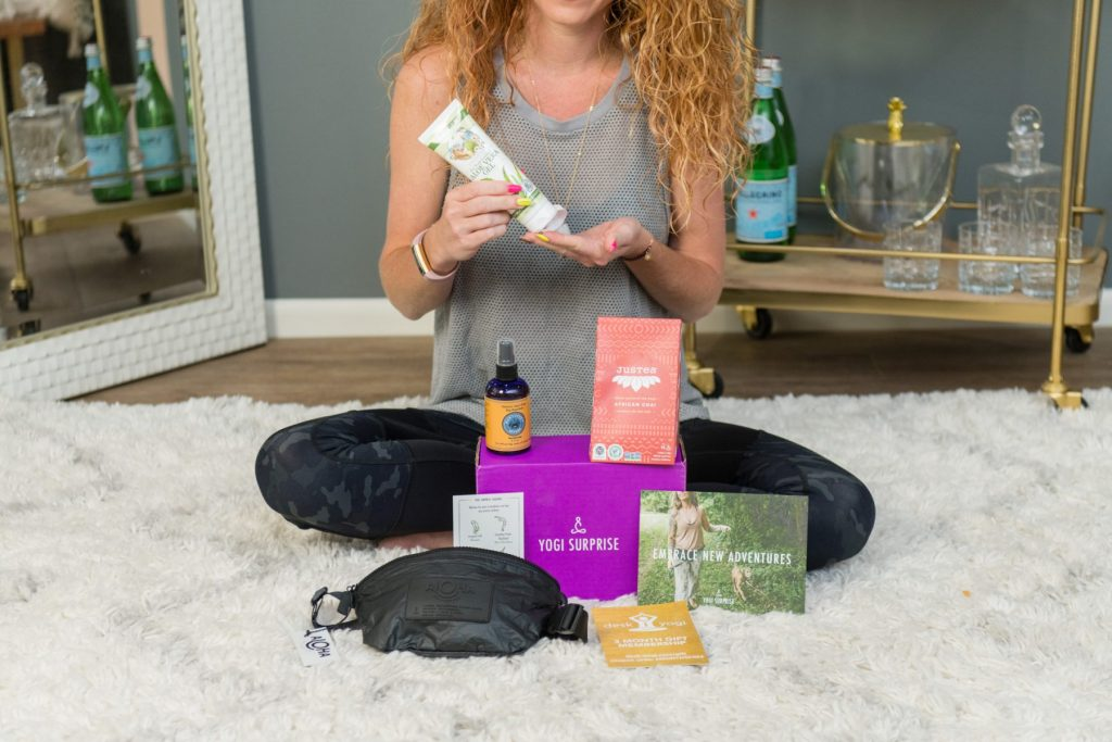 Yogi Surprise yoga box