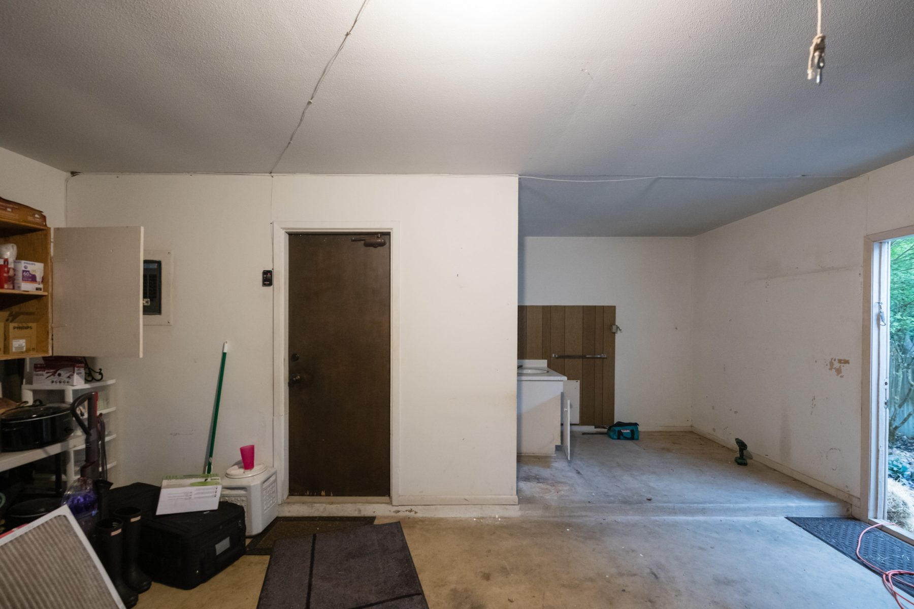 DIY Remodel MUD Room