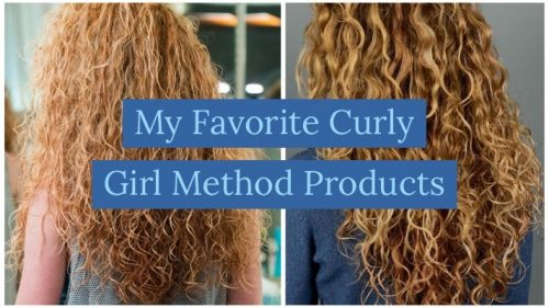 Curly Girl Method Best Products