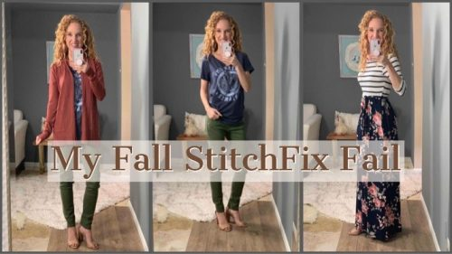 Stitch Fix Fail