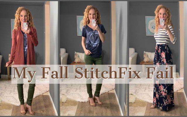 Stitch Fix Fail