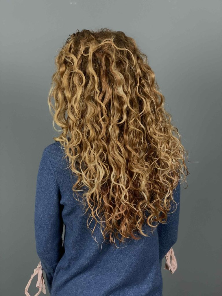 what is curly girl method
