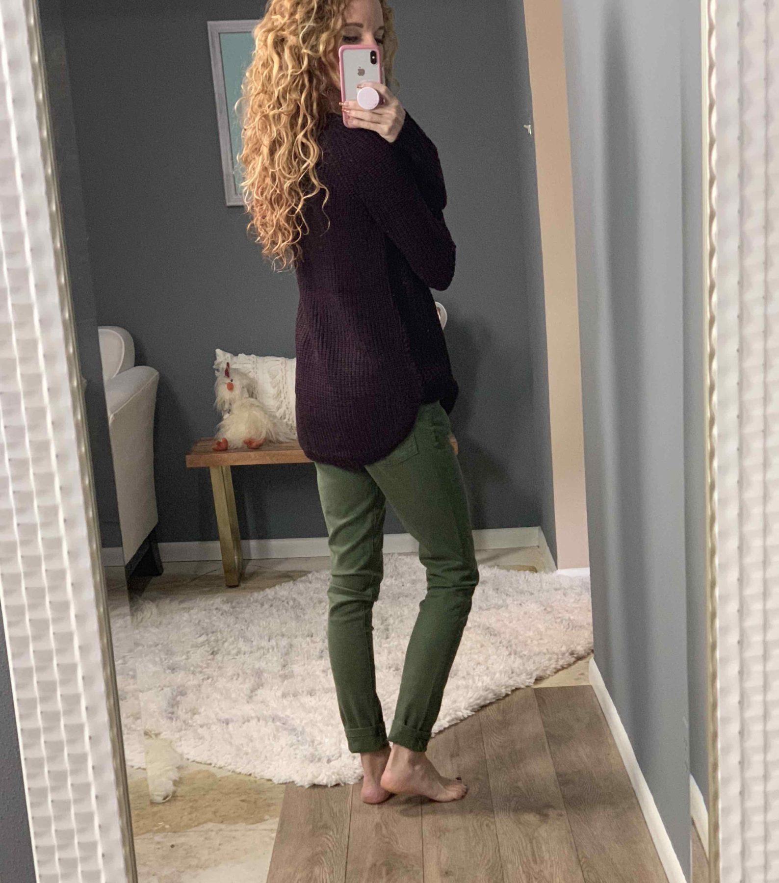 Abigail Skinny Jean
