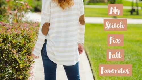 Stitch Fix Fall Fav