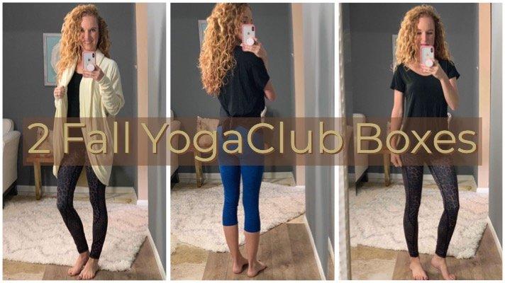 YogaClub Fall