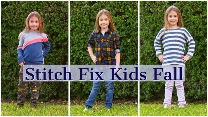 Kids Stitch Fix Clothing Photos