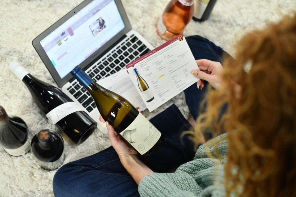 Weekly Tasting Wines