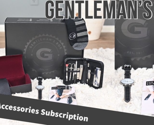 Gentlemans Box Premium Review
